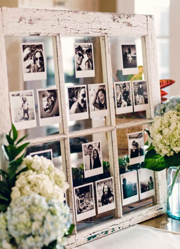 fotoğraf sergileme vintage çerçeve