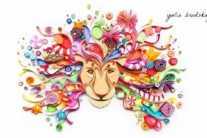Göz Alıcı Örnekleriyle Kağıt Kıvırma Sanatı