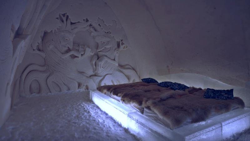 lapland kemi snow castle