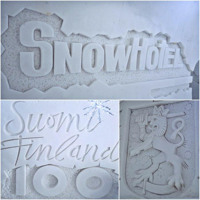 snow castle kemi