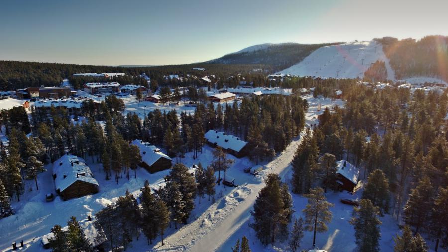 lapland finlandiya gezisi