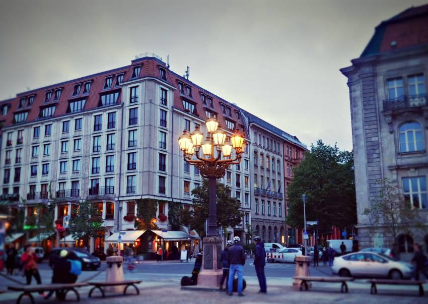 Berlin Gezi Yazısı Seyahat