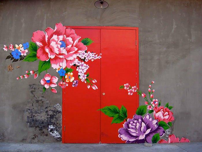 ilginç kapılar
