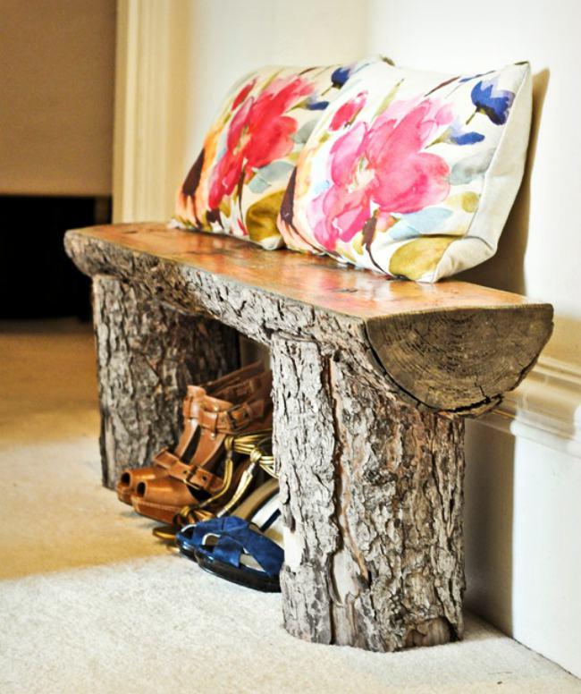 İlginç Dekorasyon Fikirleri: Rustik Dekorasyon: Eviniz İçin Harika Fikirler