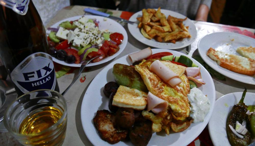 Atina Gezi Notları Yunanistan Seyahat