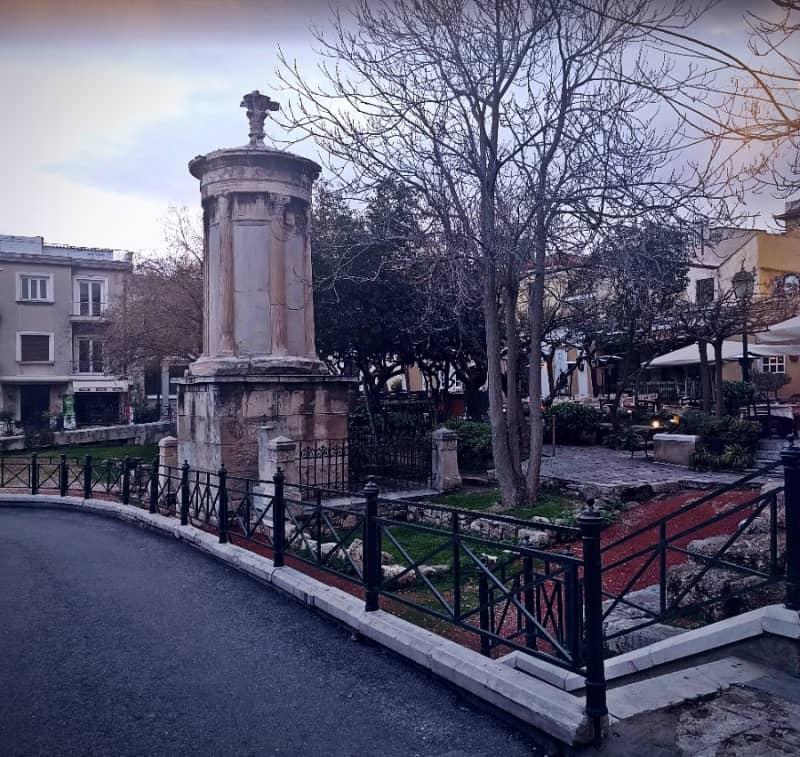 Yunanistan Seyahat Atina Gezi Notları