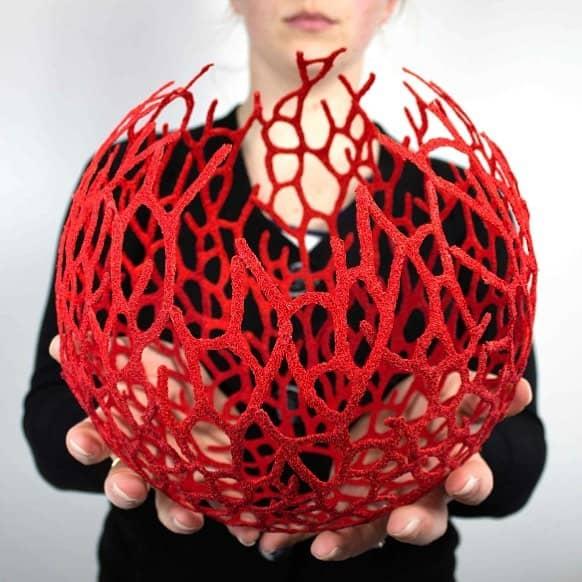 meredith woolnough eserleri dikiş makinesi ile sanat