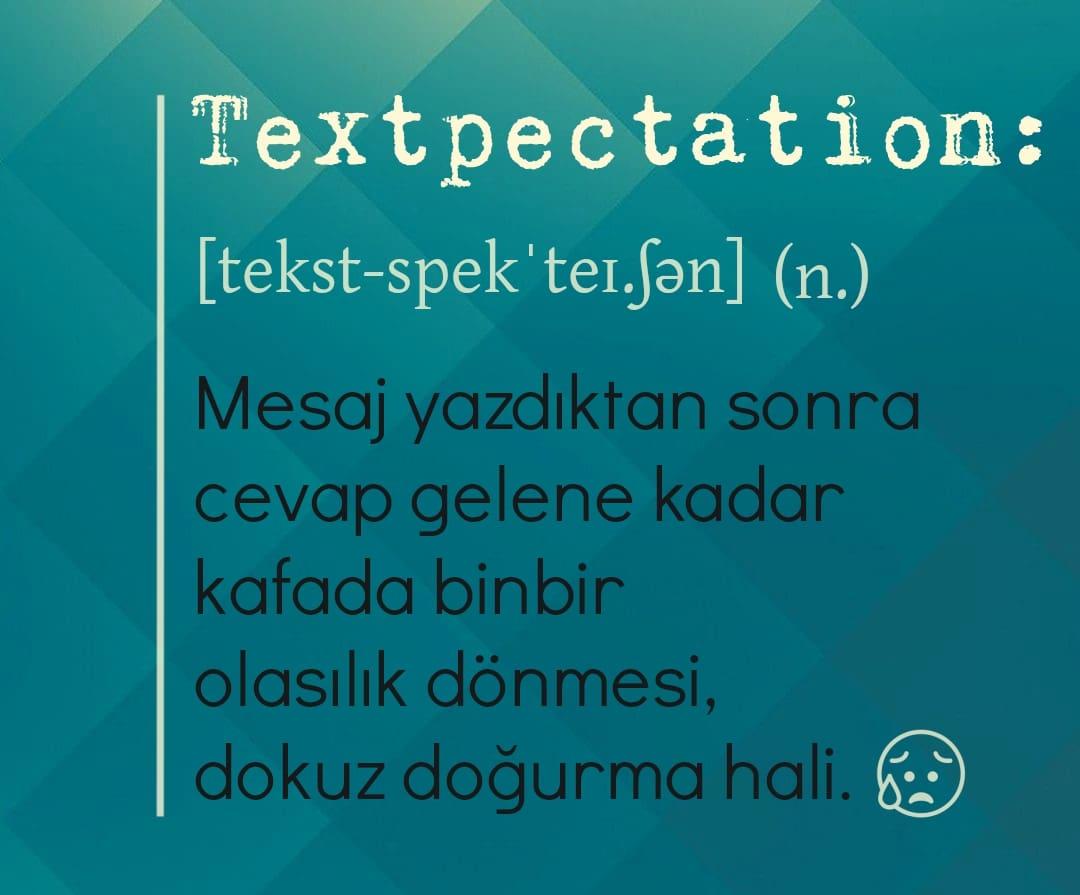 uydurma ingilizce kelimeler textpectation
