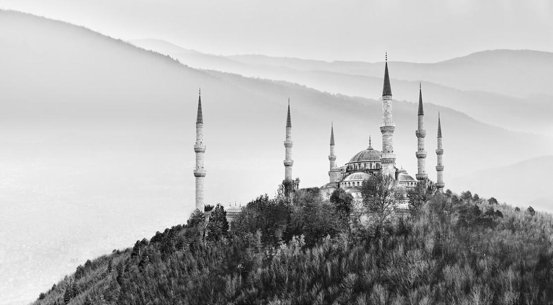 Şafak Yıldız Doğada İstanbul Dijital Manipülasyon
